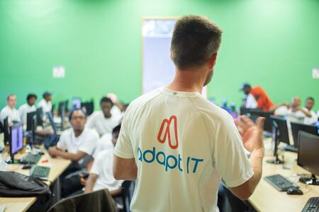 ADAPT IT Hackathon - Helping grow young talent