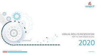 2020 Annual Results Presentation Thumb